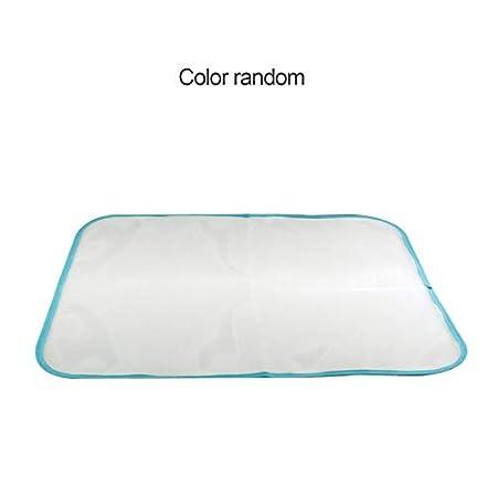 Protective Press Mesh Stiratura di stoffa Guardia di protezione per indumenti indumenti delicati Pad per uso domestico A19 / A52 Silverial