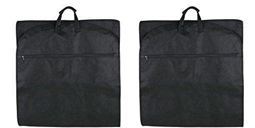 50 inch garment bag rolling - 5