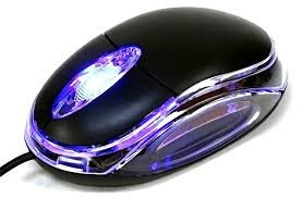 Terabyte Optical Mouse USB Wired for PC Laptop Computer Mice