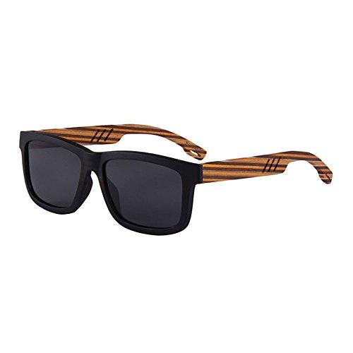 Shop Uno Gafas bambú gafas sol de madera sol polarizadas sol 6 gafas de polarizadas y de de de Gafas patas madera con rISw1Urq