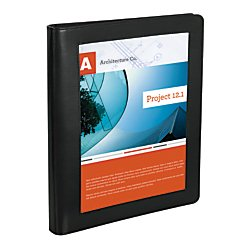 Office Depot Presentation Binder - 1
