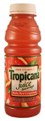 Tropicana Ruby Red Grapefruit (Tropicana Ruby Red Grapefruit)