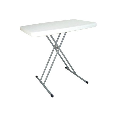 TRAY TABLE BM WHT by LIVING ACCENTS MfrPartNo PA1420