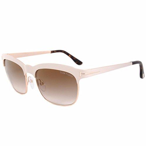 Tom Ford Elena Retro Oversized Square Sunglasses Pink - Ford Retro