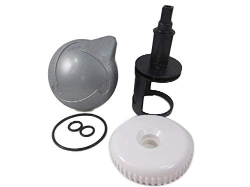 Cal Spa Diverter Valve Kit Stem O-Rings Cap Teardrop Handle Hot Tub Video How - Diverter Spa
