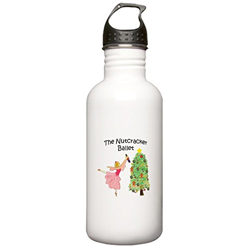 CafePress - magical clara,nutcracker Stainless Water Bottle 1. - Stainless Steel Water Bottle, 1.0L Sports Bottle
