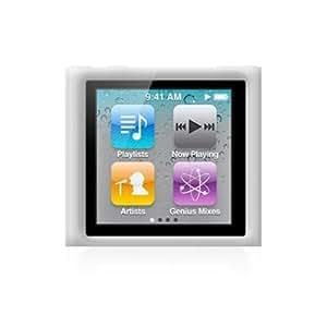 Puro PUF3029 - Funda de silicona para iPod Nano 6G, color transparente