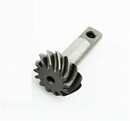 Hot Racing RSRVO13T Steel Helical Spiral Differential Pinion Gear For Rvo1337t