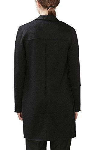 ESPRIT, Abrigo para Mujer Negro (Black)
