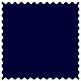 product image for Navy Flannel Fabric - by The Yard