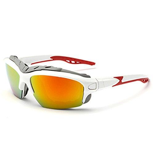 Zuan Mei Brand Sunglasses Men Polarized Sun Glasses For Women Gafas De Sol Hombre Man Sunglass Oculos De Sol ZM14 (white, - Gafas Hombre De Sol