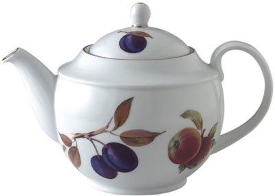 Royal Worcester Evesham Gold Teapot 47oz