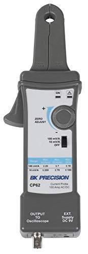 B&K Precision CP62 AC/DC Oscilloscope Current Clamp Probe, 300 kHz