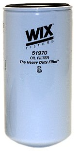 WIX Filters - 51970 Heavy Duty Spin-On Lube Filter, Pack of 1