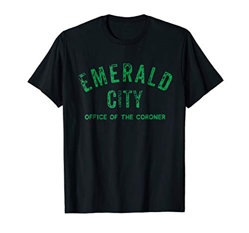 Oz's Emerald City, Office of the Coroner, dancing