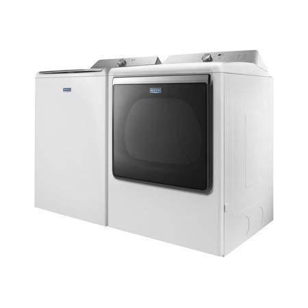 Maytag MVWB835DW Bravos XL 5.3 Cu. Ft. White Top Load Washer