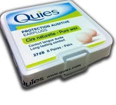 ( Quies Ear Plugs 8 [Health and Beauty] )