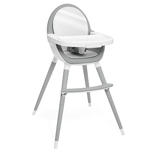 Skip Hop Tuo Convertible High Chair, Clouds by Skip Hop (Image #2)
