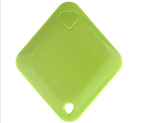 Smart Bluetooth Tracer Pet Child Wallet Key GPS Locator Tag Alarm(Green) - 7