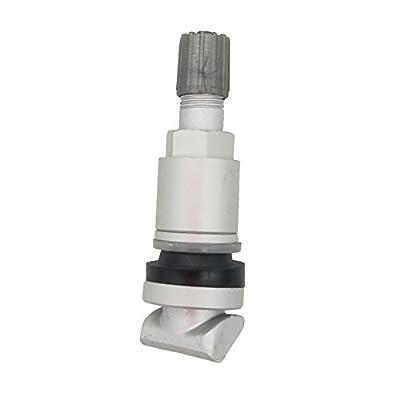 JESBEN Compatible with Tire Pressure Sensor Valve Stem Replacement Kit Jeep Volvo Dodge: Automotive