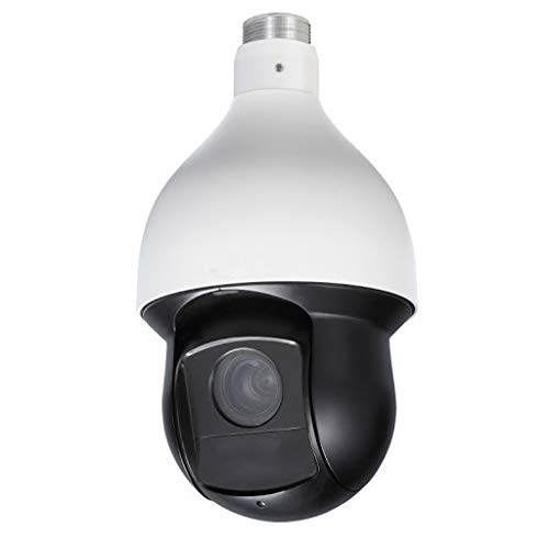 DAHUA OEM IPC-PD59430U-W 4MP VARIFOCAL 30x Starlight IR Auto-Tracking PTZ IR PoE+ Outdoor Network Camera RJ45 Connection