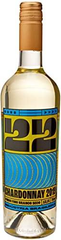 Vinho 22 Chardonnay, Branco 750ml