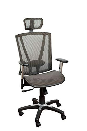 Ergomax Office MSH112BR Office Furniture, Medium, Brown