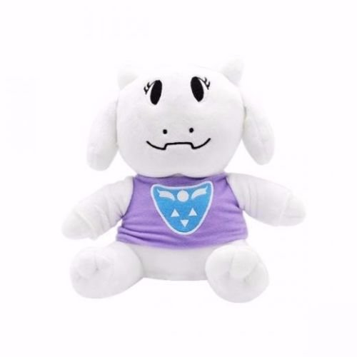 Choun Shiryu Costume (Shalleen New UNDERTALE Purple TORIEL Plush Doll Pillow Cushion Toy Kids Gift)
