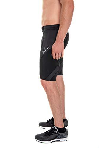 CW-X Men's Pro Shorts (Black, Medium) by CW-X (Image #9)