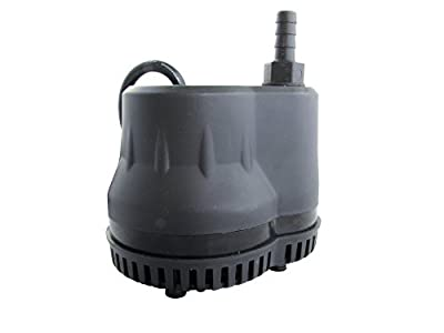 Fibropool Electric Swimming Pool Winter Cover Drain Pump (600 GPH)