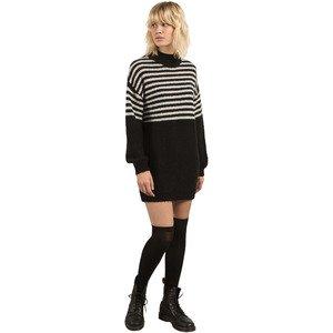 Volcom Women's Cold Daze Sweater Dress, Black, S