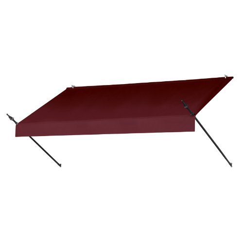 Coolaroo Awnings in a Box Replacement Cover Designer 8-Feet Burgundy