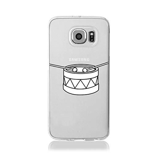 - Drumsticks Drummer Printing Fashion Samsung Galaxy S7 Case Shockproof and Scratch Proof