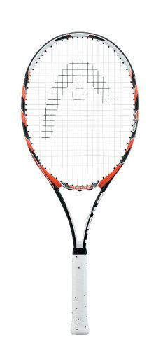 HEAD Microgel Radical Team Unstrung Tennis Racquet (4 5/8)