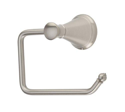 Pfister Saxton Toilet Tissue Holder, Brushed Nickel ()