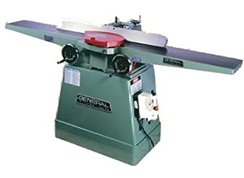 General Woodworking Machinery 80 200l M1 8 Deluxe Surface Jointer