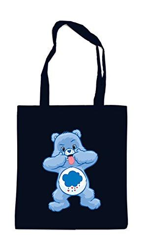 Angry Bear Tongue Bag Negro Certified Freak