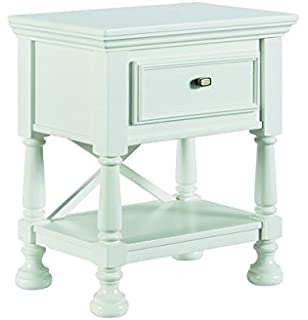 avalon bedroom set. Ashley Furniture Signature Design  Kaslyn Nightstand 1 Drawer Casual White Amazon com Liberty Avalon Bedroom Set with King Bed