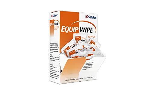Safetec Equip Wipe 100/box (10 cajas/estuche) (12 estuches ...