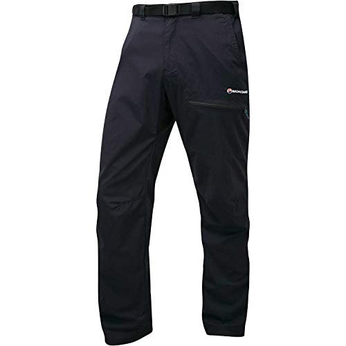 MONTANE Terra Pack Pant - Men's Black, L/Reg