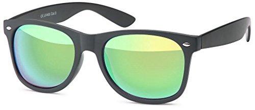 Vintage Noir Panto de en métal avec 60 doré style montures Lunettes soleil S clubmaster RETRO lunettes en Miroir Mat 9 tendance TZqxTtrw