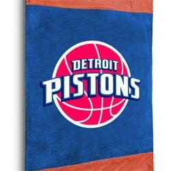 NBA Detroit Pistons MVP Wall Hanging Detroit Pistons Applique