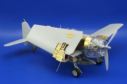 f6 F5 Hellcat Exterior for TSM 1 / 32 Eduard   B009YKC4KQ