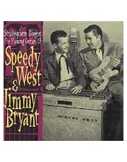 Stratosphere Boogie: The Flaming Guitars of Speedy West & Jimmy Bryant