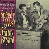 Stratosphere Boogie: The Flaming Guitars of Speedy West and Jimmy Bryant by Razor & Tie