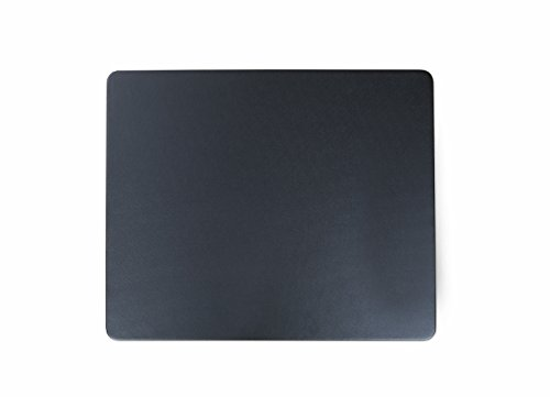 Dacasso Black Leather 14 x 11.5 Conference Table pad