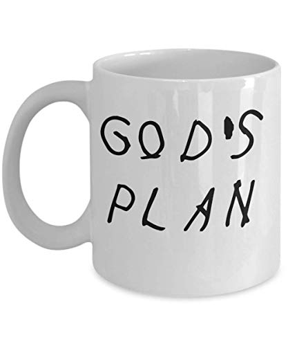 MyFaveGift Drake Feelings Drizzy Champagne Papi Woes God's Plan 11oz Coffee Mug Cup Gifts For Drake Lover