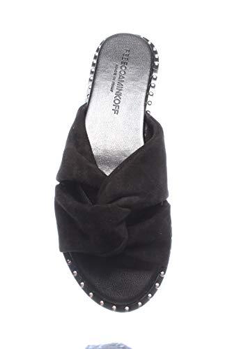 Donna Rmrssu Minkoff Rebecca Sandali Rossella Su02 Ciabatte Italy Made Scarpe In axqXI