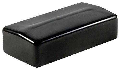 End Finishing - Caplugs 99190557 Plastic Rectangular Finishing Cap with Flat End Grip. VRF-750X1500-16, VINYL, Length 1.000