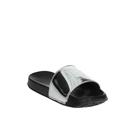 Laura Biagiotti 805 Clogs Women Silver In2OyeoHHa